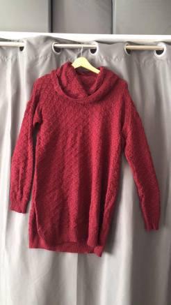 Robe pull - H&M - S/M - 10€